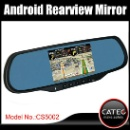 Car Rearview Mirror DVR Dual Camera (Mainland China)