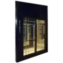 UPVC Door with Window (Mainland China)