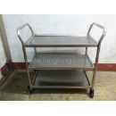 Stainless Steel Trolley (Hong Kong)