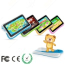7 Inch Android Tablet For Kids Learning, With Rich APPs+OEM (Mainland China)