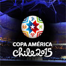 Copa America Chile 2015 Licensing (Mainland China)