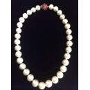 South Sea Pearl Necklace  (Hong Kong)
