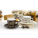 Stoneware Coffee & Espresso Set (Hong Kong)