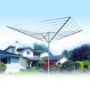 Steel Rotary Airer (Mainland China)