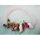 Rose Quart Bracelet (Hong Kong)