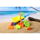 Beach Toy 6pcs Cart Set (Hong Kong)