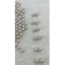 Round Freshwater Loose Pearl for Earring  (Hong Kong)