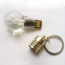 Acrylic Transparent LED Bulb USB Flash (Mainland China)