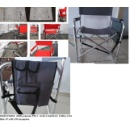 600D Polyester/PVC Backing + Aluminium Table + Steel Tubes Folding Chair (Hong Kong)