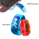 Smart LED USB Watch Drive (Mainland China)