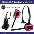 X400 (DECT) with EHS (United Kingdom)