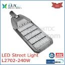 TUV listed IP65 240W LED Street Light Module Street Light With Cree Chip and Meanwell Driver (China)