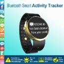 Bluetooth Smart Watch, Big OLED, Fitness Tracker, Text Notification (Taiwan)