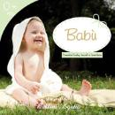 BABU' Hooded Baby Towel in Bamboo Fiber and Organic Cotton (Italy)