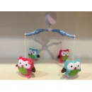 Owl Crib Mobile (Hong Kong)