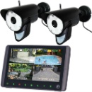 Security Camera and Lighting System (Hong Kong)