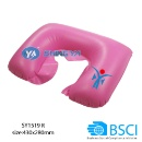 Eco-friendly PVC Inflatable Neck Pillow (Mainland China)