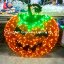 New Design 2D LED Pumkin Halloween Decoration Light (Mainland China)
