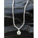 All Around Round Diamond Necklace N002449-6 (Hong Kong)