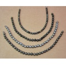 Necklace Tahitian Black Pearl (France)