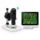 1080P Wi-Fi Digital Microscope for iOS/Android/PC, 10x-230x Magnification (Hong Kong)