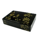 High Quality Wooden Jewelry Box with Piano Finishing  (Hong Kong)