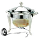 Stainless Steel Soup Warmer (Hong Kong)