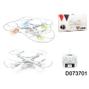 RC Drone 2.4g Remote Control Quadcopter Flying Toy with Camera (Hong Kong)
