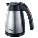 Vacuum Stainless Steel Thermal Electric Kettle (Hong Kong)