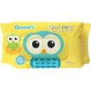 Oliver's Baby Wipes 80s (Hong Kong)