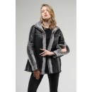 Ladies Double Face Lamb Fur Coat (Hong Kong)