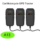 Car Motorcycle GPS Tracker For VTS with Cable Plug (China)