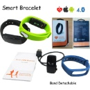 BT Unisex Smart Fitness Wristband (China)