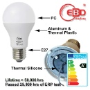 LED Dimmable Bulbs (Hong Kong)