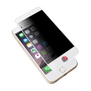 Pavoscreen 3D Curved Edge to Edge Tempered Glass Screen Protector for iPhone 6 Plus (White Front) (China)