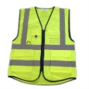 Safety Vest with Pocket (Hong Kong)