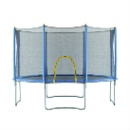 Best Gym Equipment Best Inexpensive Large Round Trampoline Tent With Ladder (China)