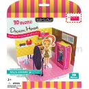 Paper  3D Puzzle Dream House Closet (Hong Kong)