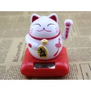 Solar Toy - Fortune Cat (Hong Kong)