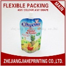 Hot Sale Fruit Juice Packaging Jelly Bag With Nozzle (China)