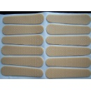 Dot Silicone Non-Slip Strips for Wood Cloth Hanger (China)