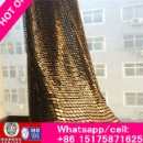 Decorative Metal Wire Mesh Drapery decorative window (China)