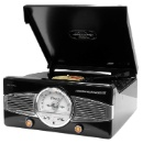 50' Vintage design Turntable with FM radio and built-in speaker (Hong Kong)