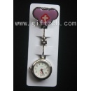 Red Cross Metal Nurse Watch (China)