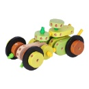 Wooden Educational Toys Army Tank Nuts Model Pretendplay Toys For Children G1601C (China)