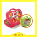 Baby Rattle Set In Apple Plastic Box (China)