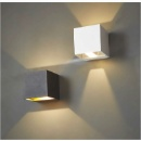 Modern Square High Voltage Up and Down LED Wall Light (Hong Kong)