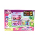 3-in-1 Doll House (China)