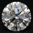 Solitaire Round Cut Real Natural Loose Diamond (India)