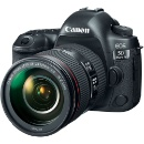 Canon EOS 5D Mark IV DSLR Camera Kit with 24-105mm f/4L II Lens (Hong Kong)